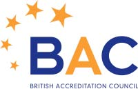 British Accreditation Council Logo