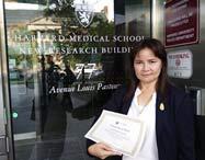 Charisma University graduate