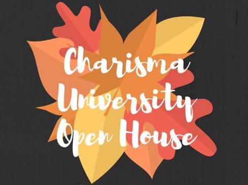 Charisma Unviersity Open House