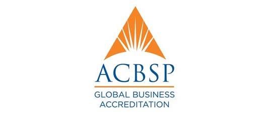 ACBSP Certified