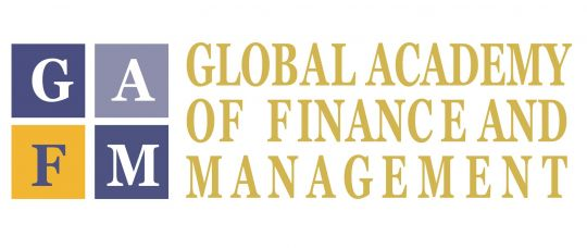 Global Academy of Finance and Management logo